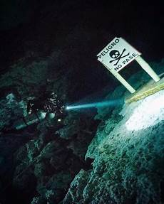 cave diving and cave courses in mexico scuba diving