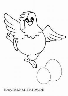 Malvorlage Huhn Ostern Malvorlagen Und Briefpapier Gratis Zum Drucken Basteln