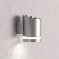 solar powered down lighter wall light