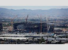 las vegas new football stadium