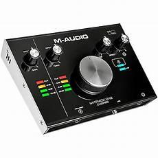 M Audio M Track C Series 2x2 Usb Audio Interface