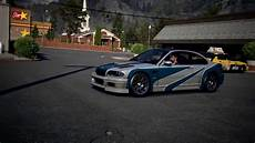 bmw m3 gtr need for speed payback bmw m3 gtr from nfs most wanted