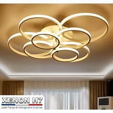 lustre de plafond lustre led de salon moderne luminaire d int 233 rieur