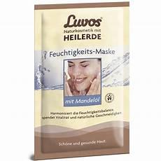 luvos 174 heilerde feuchtigkeits maske mit mandel 246 l shop