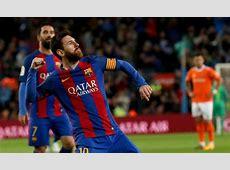 barcelona vs villarreal highlights