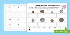 money worksheets for year 1 uk 2821 coin recognition labeling worksheet eyfs early years ks1 key stage 1