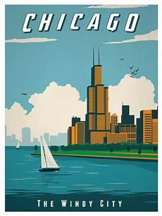 ideastorm studio store vintage chicago print