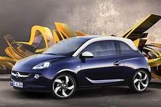 New Opel Vauxhall Adam Debuts At Priced In