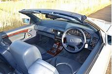 Mercedes Sl 320 R129 Auto Silver 3 Previous Owners