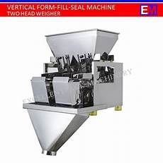 vertical form fill seal machine on excellentpack machin