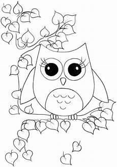 15 trend terbaru gambar sketsa owl lucu tea and lead