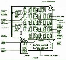 1989 chevy fuse box 1989 chevrolet silverado 350 fuse box diagram circuit wiring diagrams