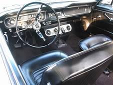 Pagoda Green 1964 Ford Mustang Convertible
