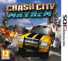Crash City Sur Nintendo 3ds Jeuxvideo