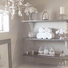 Bathroom Ideas For On The Shelf by 51 Bathroom Shelf Ideas 25 Best Diy Bathroom Shelf Ideas