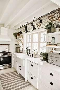 farmhouse kitchen lighting ideas hunker
