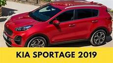 kia sportage 2019 kia sportage 2019 facelift review exterior interior