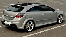 vauxhall opel astra h gtc opc look side skirts
