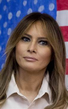 melania trump melania trump makes secret trip to visit injured service