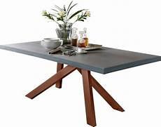 tischplatte betonoptik sit esstisch 187 tops 171 tischplatte in betonoptik