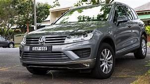 Volkswagen Touareg Towing Capacity  2017 2018 2019