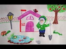 Malvorlagen Haus Xp Haus Mit Garten Zeichnen Einfach Free Home Wallpaper Hd