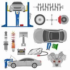 re levage voiture 201 l 233 ments d 233 coratifs de service de voiture sertie d outils