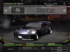 NFS Underground 2 Fast And Furious Tokyo Drift Cars By