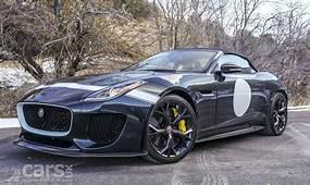 Jaguar F Type Project 7 Pops Up For Sale On EBay  Cars UK