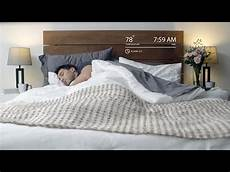 eight the world s first mattress cover that makes any bed smart youtube