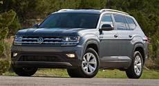 2018 Vw Atlas Models Get Price Bump Carscoops