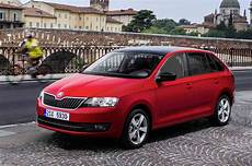 skoda rapid spaceback 1 2 tsi greentech drive review