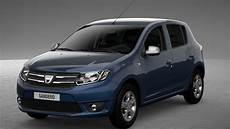 Fiche Technique Dacia Sandero 2 Stepway Ii Stepway 1 5 Dci