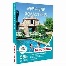 Week End En Amoureux Dakotabox