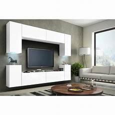 Meuble De Salon Meuble Tv Complet Suspendu Concept Corps
