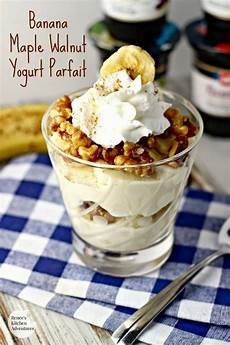 renees kitchen adventures renee s kitchen adventures banana maple walnut yogurt