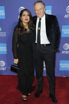 Salma Hayek Husband Salma Hayek Pinault Posts Sweet Tribute To Her Husband On