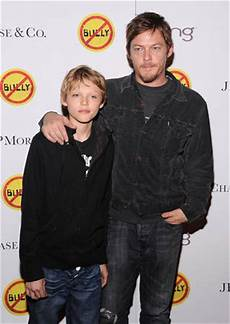 Norman Reedus Sohn - norman reedus s ex helena christiansen and their