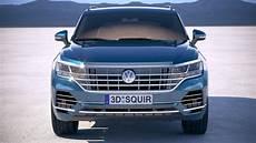 Volkswagen Touareg 2019 3d Model Cgstudio