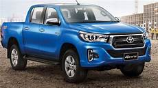 2019 toyota hilux refreshed new look revo