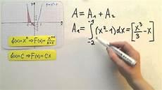 fl 228 cheninhalte zwischen dem graphen und der x achse auf