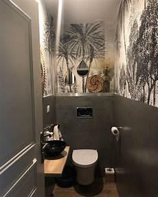 Papier Peint Wc Brico En 2019 Papier Peint Toilette