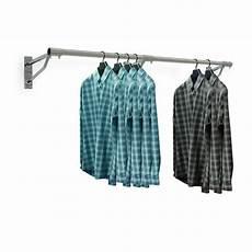 Kleiderstange Wand Baumarkt - europa wall mounted clothes garment rail system 1830mm