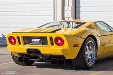 2006 ford gt original price used 2006 ford gt 1 of 2 built in speed yellow