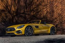 Heres Why The Magnificent Mercedes AMG GT Roadster Is An
