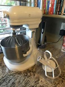Kitchenaid Attachments Vintage by Vintage Kitchenaid Mixer Users Get A Solid State