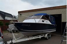 motorboot mit trailer gebraucht kaufen bei boote de