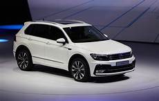 2017 Volkswagen Tiguan Compact Crossover Revealed At
