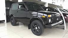 2017 Lada 4x4 Black Edition Start Up Engine And In