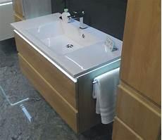 waschtisch mit unterschrank 100 cm puris ace waschtisch mit unterschrank 100 cm